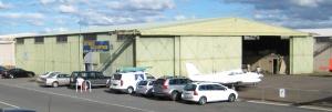 Bellman Hangar Camden Airfield (I Willis)