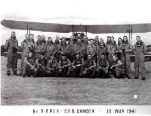 RAAF CFS Camden 1941