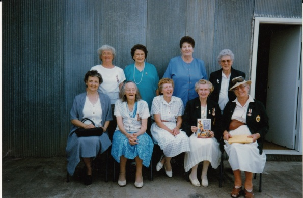 1996 AWLA Reunion at Orangeville Hall