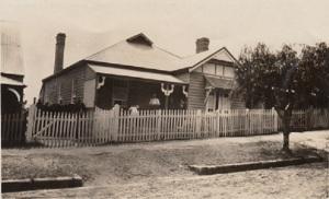 64 John St Camden, early 20th century( J Riley)