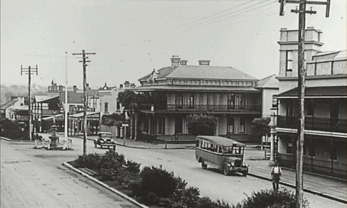 Central Camden c1930s (Camden Images)