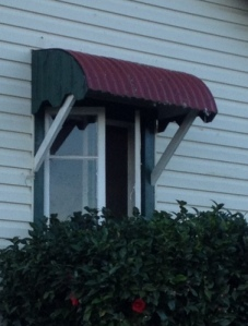 Window detailing Camden Edwardian Cottage Elderslie (I Willis)