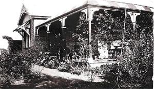 Carinya Cottage c1890 (Camden Historical Society)