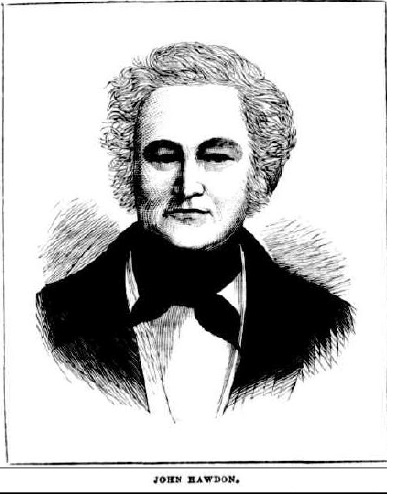 John Hawdon image