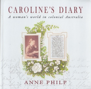 Cover Caroline's Diary