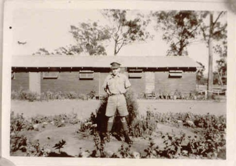 Camp Admin block Narellan Military Camp 1942 A Bailey