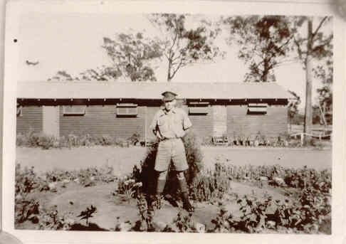 Camp Admin block Narellan Military Camp 1942