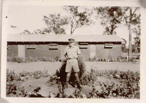 Camp Admin block Narellan Military Camp 1942