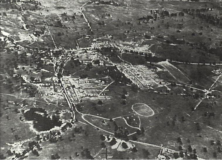 Narellan Military Camp 1940 CHS1229