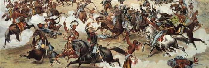 North American Frontier Wars history.com