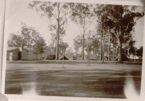 Tented Narellan Military Camp 1941 (AB)