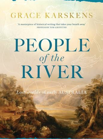 Book Grace Karskens People of the River Cover