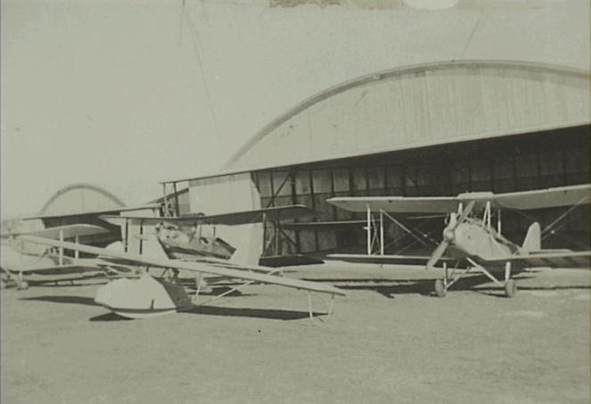 Camden Airfield 1930s Camden Images
