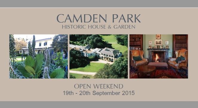 Camden Park Publicity