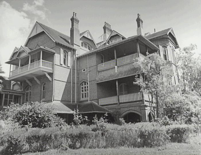 Camelot House early 1900s Camden Images