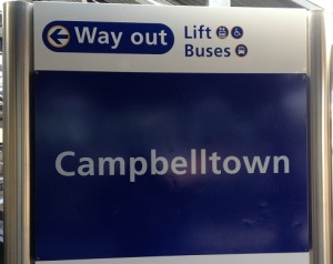 Campbelltown Signage