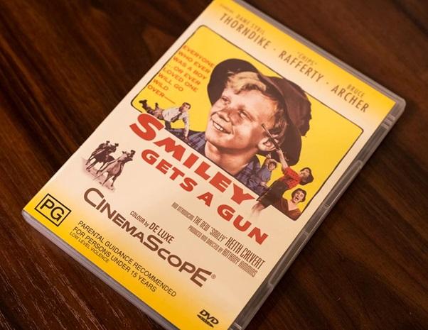 Smilie Gets A Gun Movie Cover