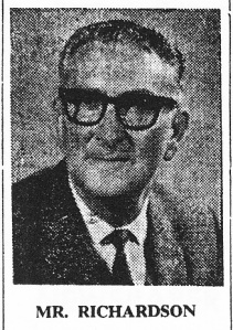 Syd Richardson Campbelltown Media owner 1969 Camden News