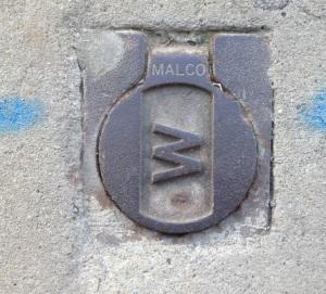 Malco Cover for Water Argyle Street Camden 2016 (I Willis)
