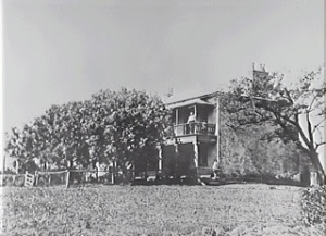 Bradbury Park House c1918 (History Buff)