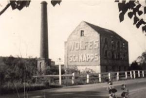 Keighran's Mill, Campbelltown. 1959 S Roach (History Buff)