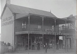 Marlows Drapery Store Campbelltown (History Buff)