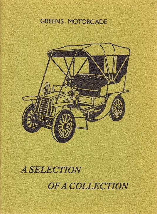 booklet-greens-motorcade-museum-cover