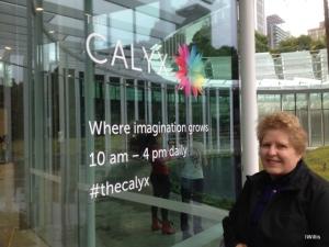 The Calyx Signage 2016 IWillis
