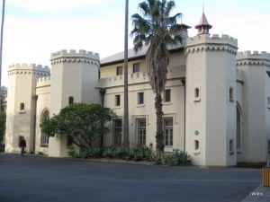 Sydney Conservatorium of Music (former Government House Stables c1816) 2015 IWillis