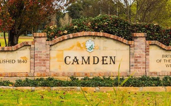 Camden Signage
