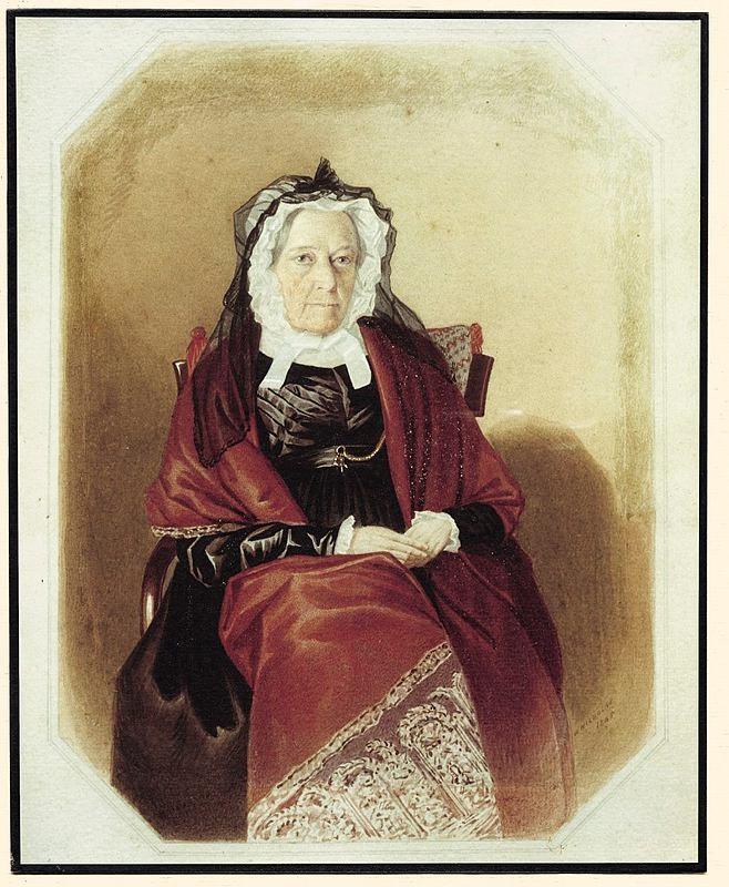 Parramatta Elizabeth Macarthur 1845 SMOMacofCP1912