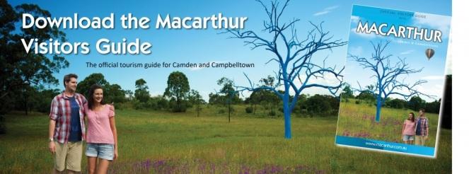 Macarthur regional tourist guide