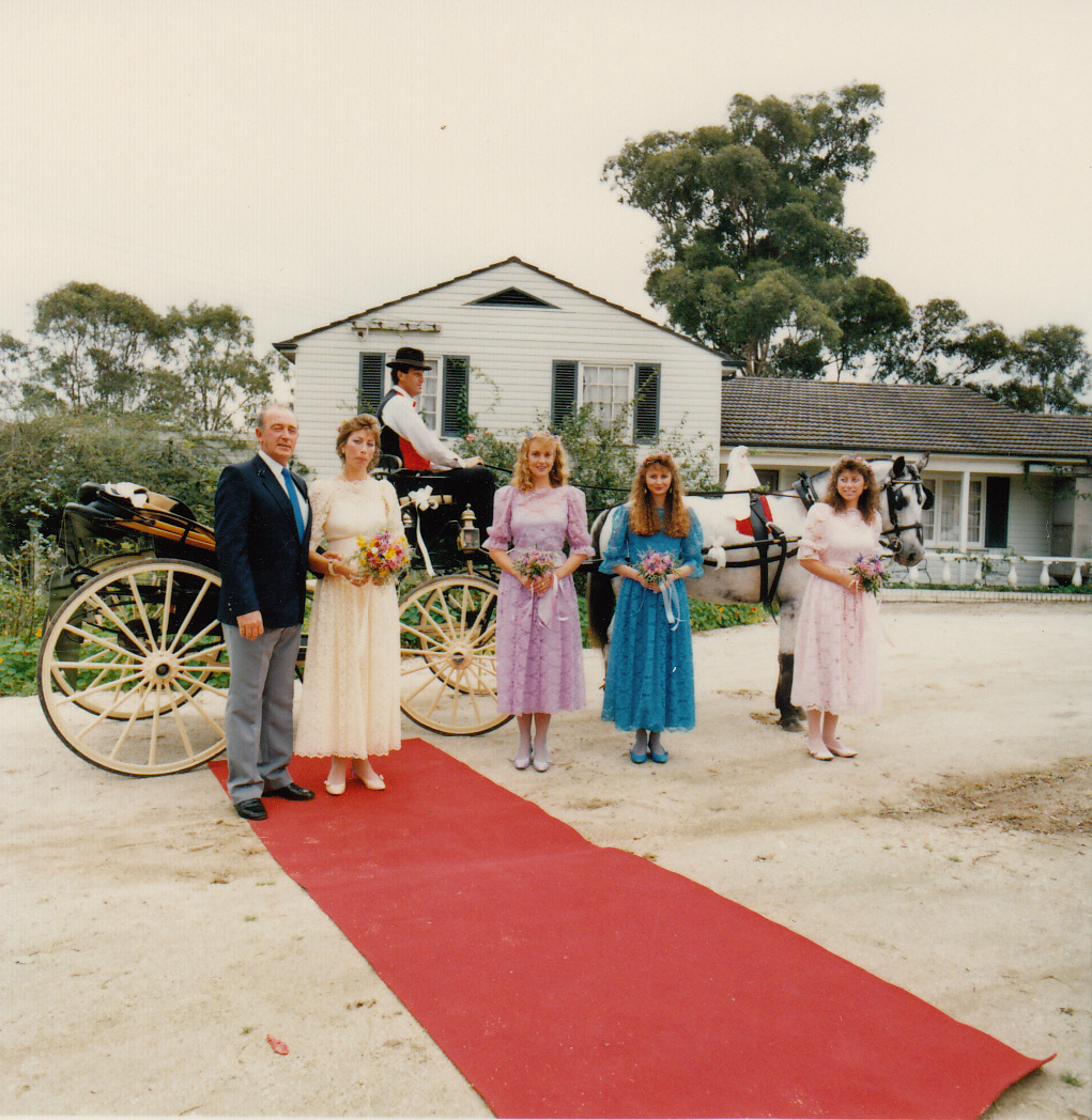 Camden White House Farm Wedding 1980s_0001