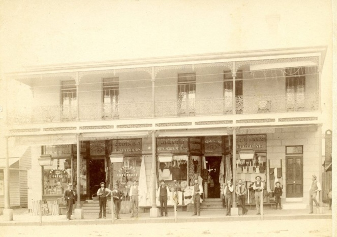 Camden Whitemans General Store 86-100 Argyle St. 1900s. CIPP