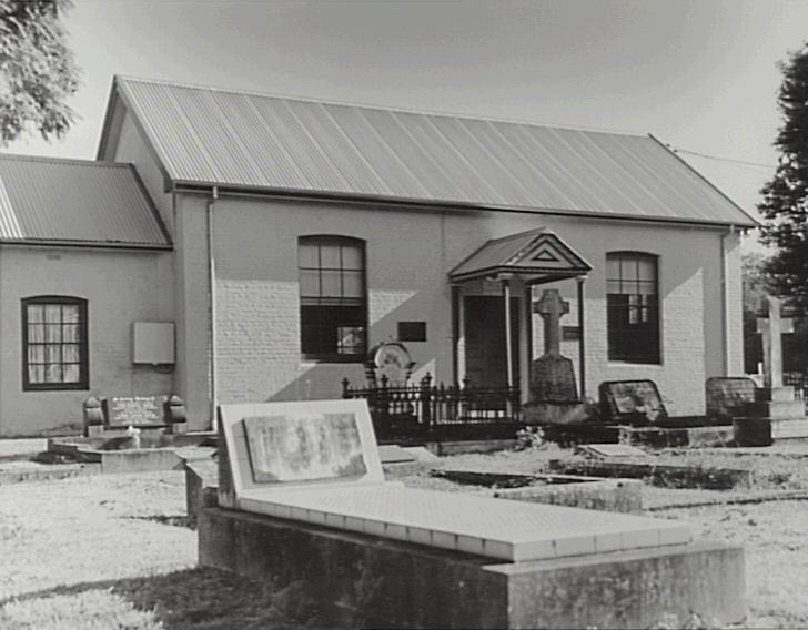 Cobbitty Heber Chapel J Kooyman 1997 CIPP