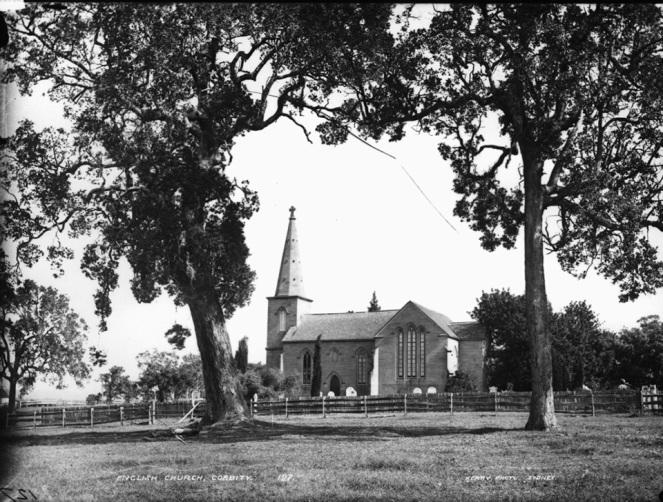 Cobbitty St Pauls 1890s CKerry 'EnglishChurch' PHM