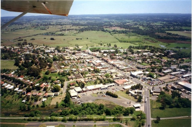 Camden Aerial View 1990s CIPP