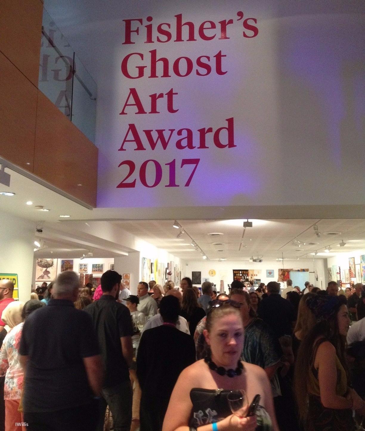 Campbelltown Arts Centre Fisher Ghost Art Award 2017
