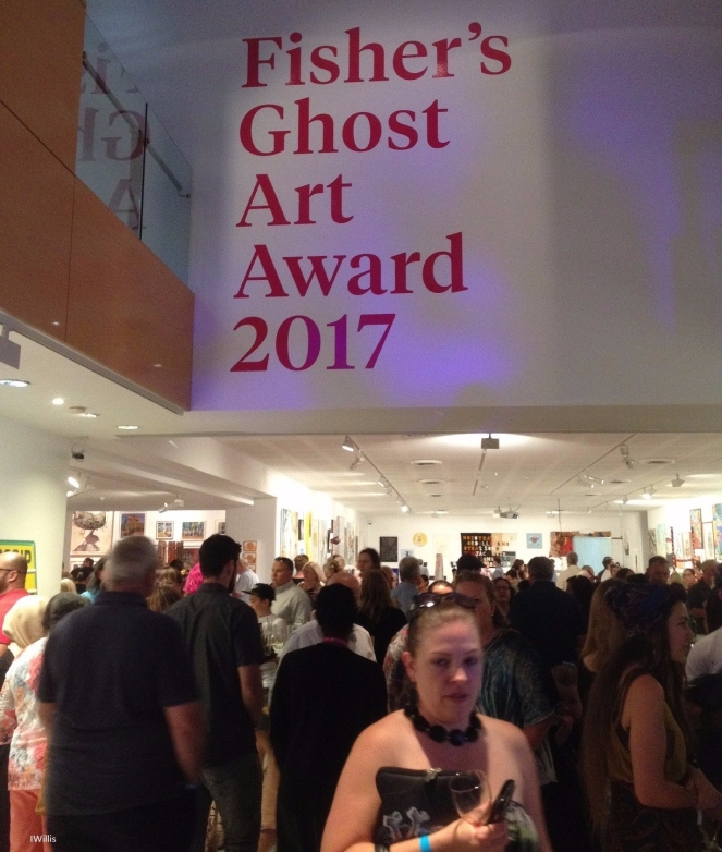 Campbelltown Arts Centre Fisher Ghost Art Award 2017