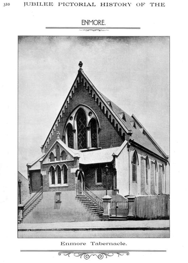 Enmore Church of Christ Tabernacle