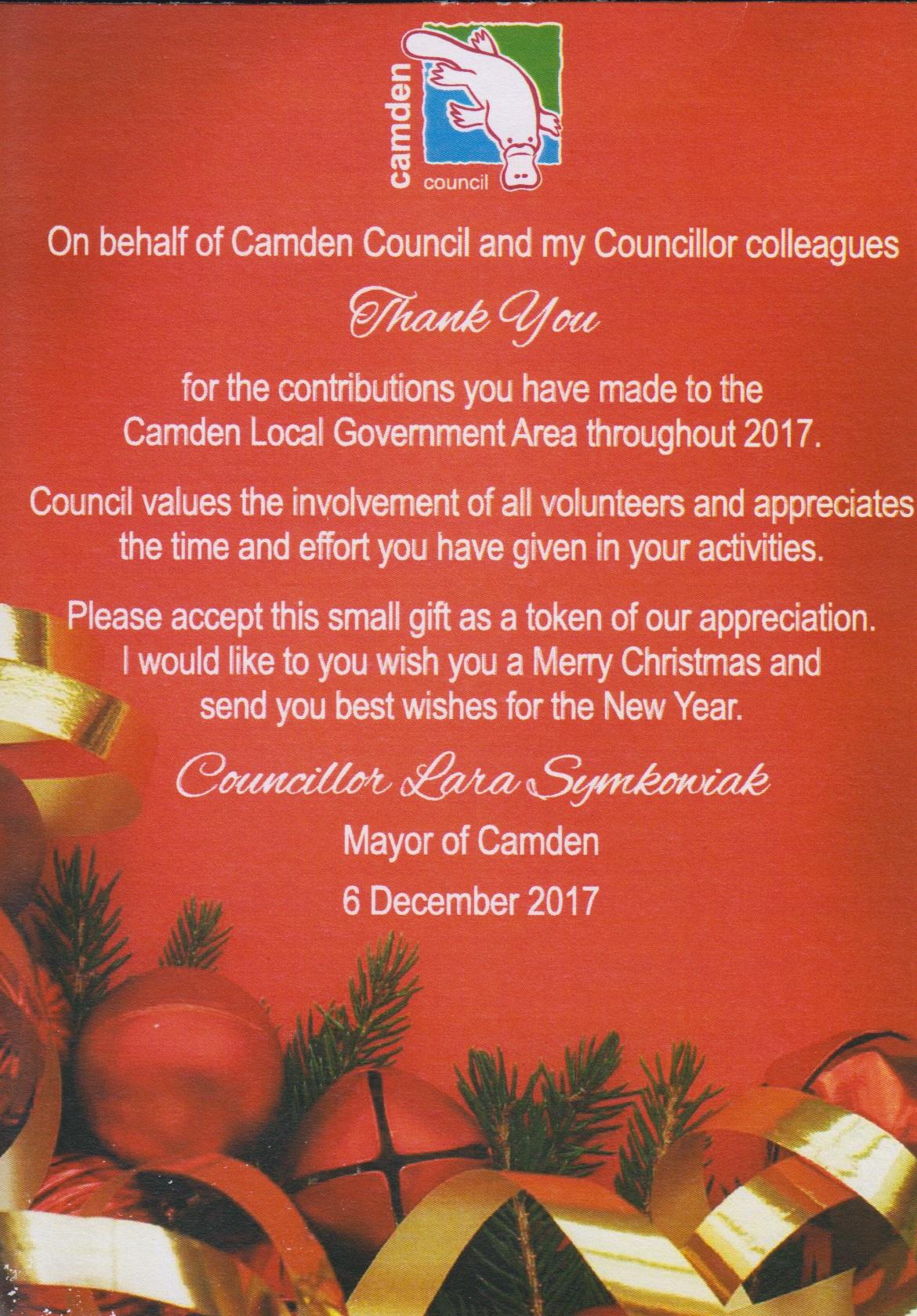 Camden Volunteers Night Mayors Notes 2017.tif