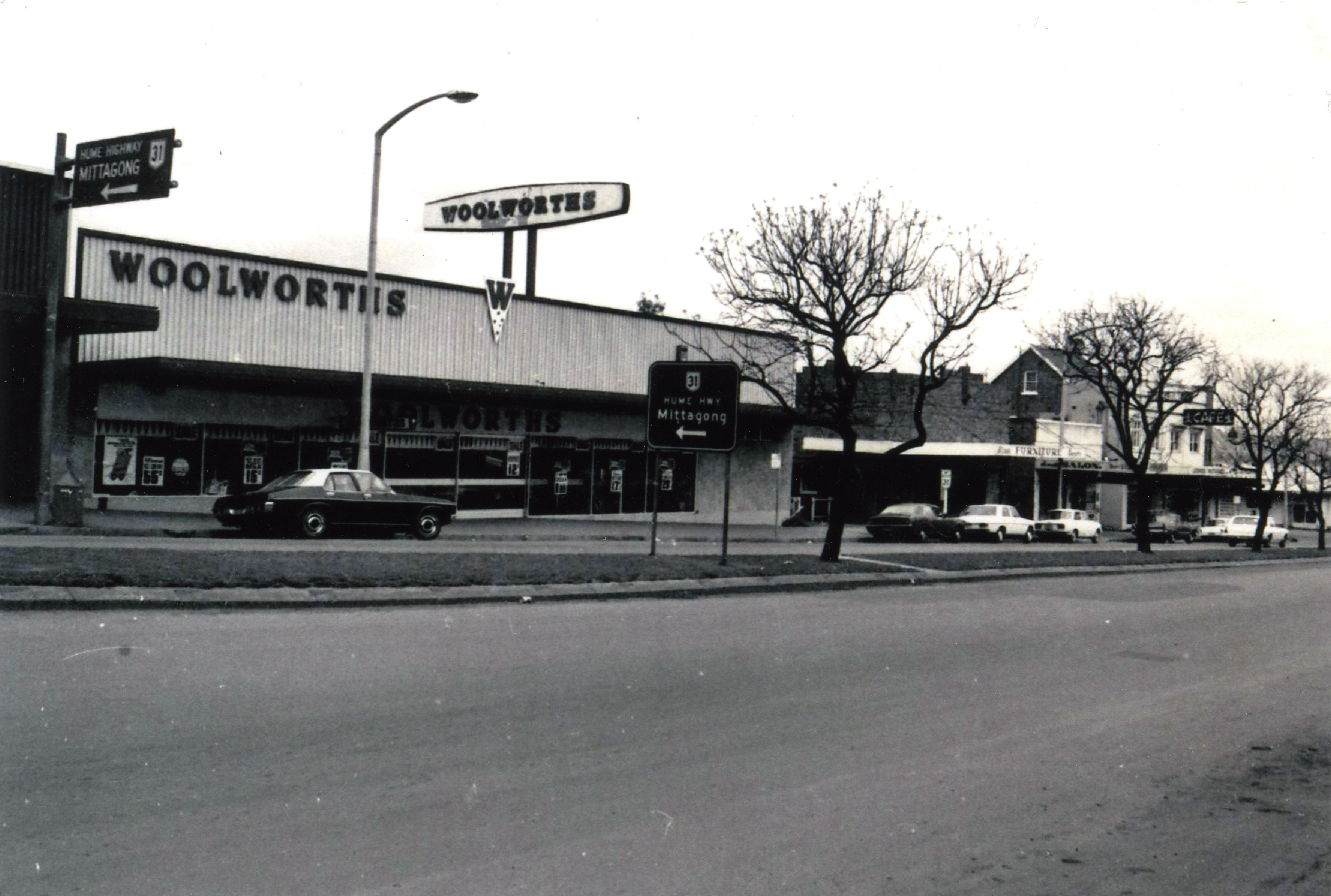 Camden Woolworths 132 Argyle Street 1970 CIPP
