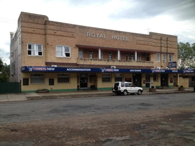 Dungog Royal Hotel[1] 2017 IWillis