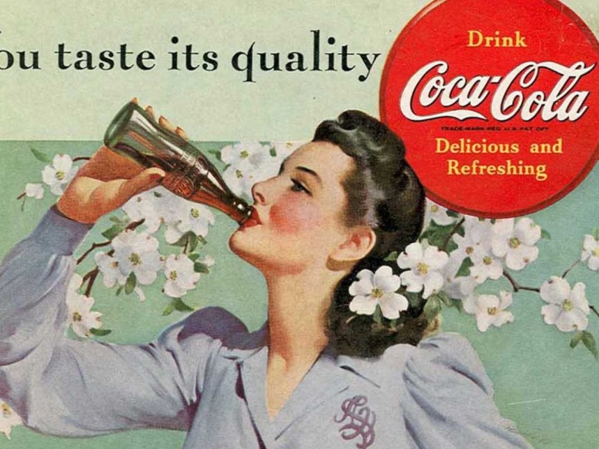 Retail CocaCola Promo mid20th century