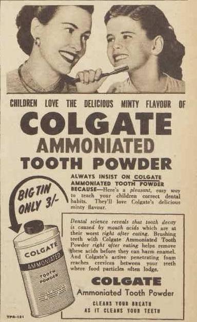 Retail ColgateToothpaste AWW 12 May1951