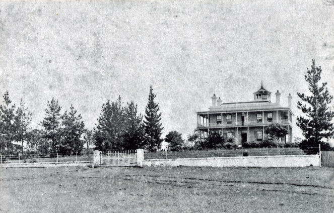 Oran Park House CHS 3090 early 20thc donor JHiggs gddhtr FLMoore