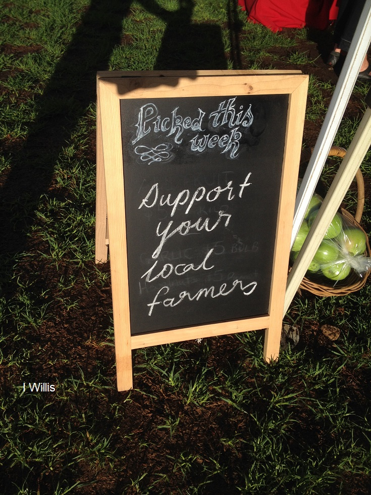 Camden Produce Market sign