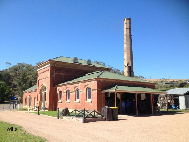 Goulburn Waterworks pumphouse 2018