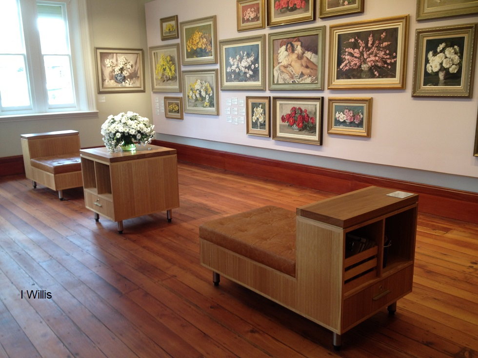 Macaria AlanBaker 2018 Gallery Interior & Seat