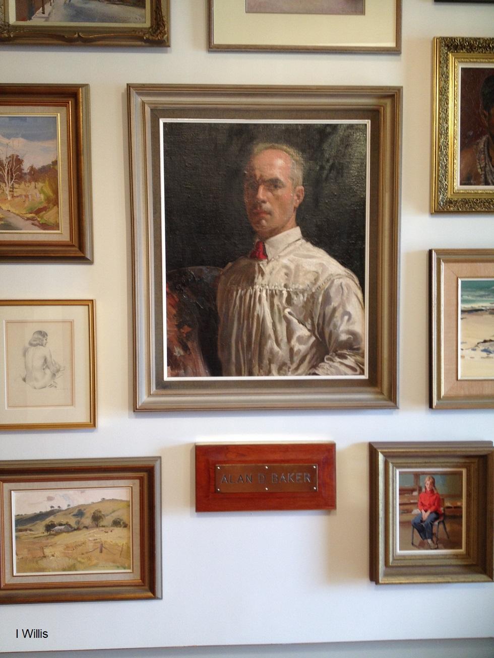 Macaria AlanBaker Gallery Alan Baker Portrait 2018
